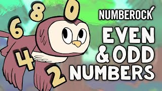 Even and Odd Numbers Song for Kids | Odds and Evens for Grades 2 & 3