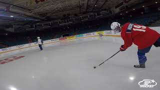 2018 WJSS | Practice With Jack & Quinn Hughes