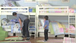 How To Organize Shared Spaces For A Bunkhouse | Pottery Barn Kids