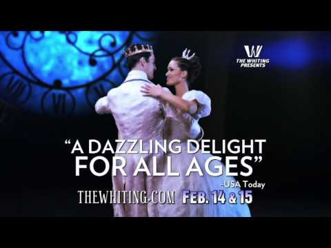 The Whiting Presents : Rodgers + Hammerstein's Cinderella