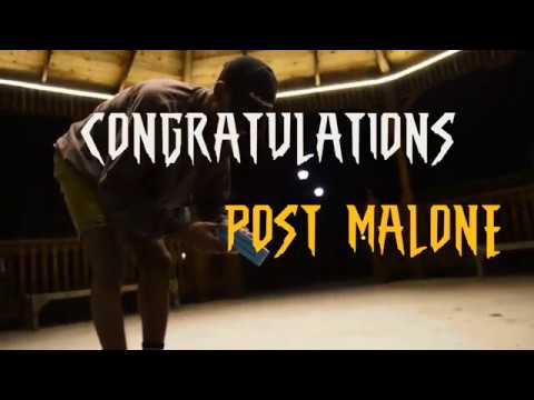 Post Malone Congratulations Ft Quavo Official Dance