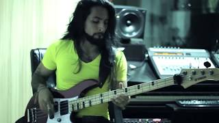 The Winery Dogs - You Saved Me (Bass cover)