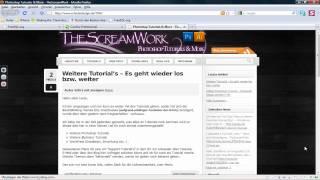 Webdesign mit Wordpress Tutorial Teil 1 - Installation und MySQL-Datenbank