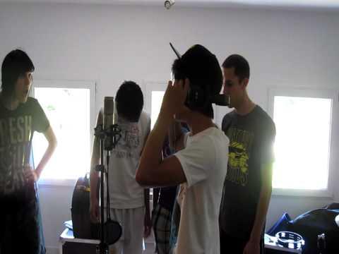 OniDousei - Studio Report - Existence EP 2010 @ Boss Hog Studio