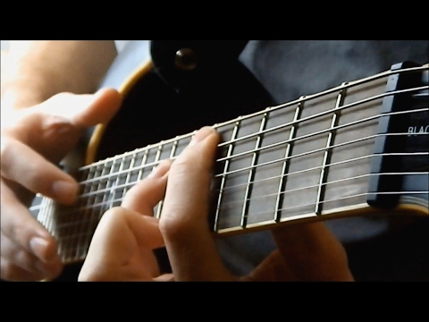 clean sound - 7 string guitar