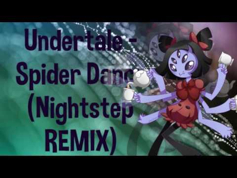 Undertale - Spider Dance - Nightstep REMIX
