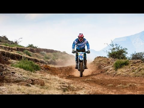 Gearing Up for Hard Enduro Kingdom of Lesotho