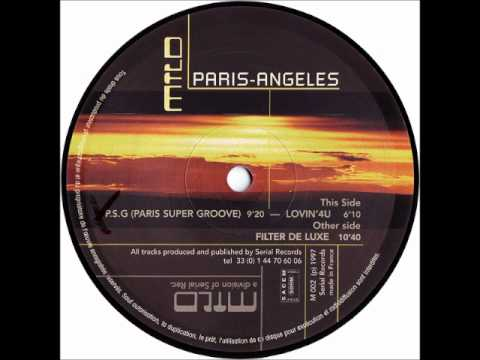 Paris Angeles - Paris Super Groove (MILD)