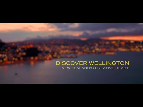 Discover Wellington - NZ's Creative and Culinary Heart