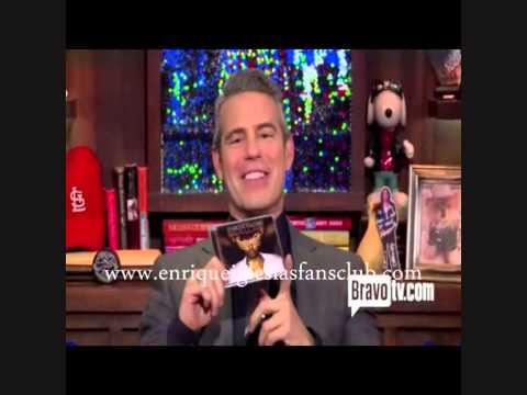Enrique Iglesias interview in Jimmy Kimmel Live first part entrevista primera parte