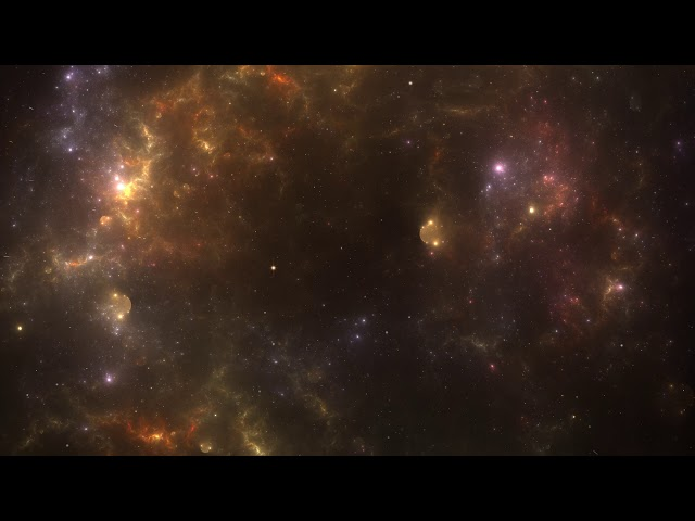 1 Hour - Star-field - Motion Background