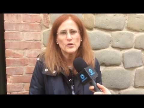 Paola Francioni, curatrice salviamo Ganghereto