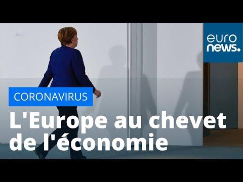 #Coronavirus Les états européens au chevet de l'économie