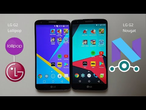 Lineage OS 14.1 Nougat VS Stock - Which Is Faster?