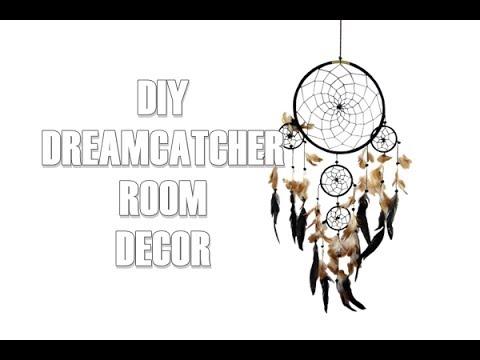 DIY Dream Catcher  | Room Decor