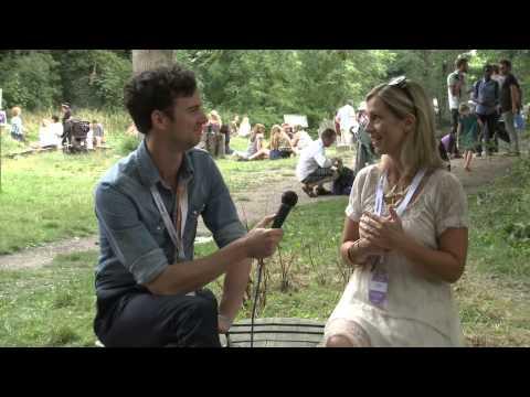 Cambridge Folk Festival 2014 - Cara Dillon Interview
