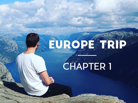 Europe Trip | Chapter 1 - Erasmus Norway