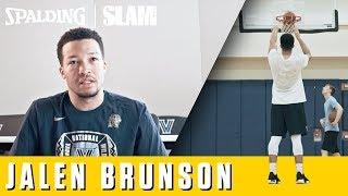 Jalen Brunson: Champion & Scholar's Road to the NBA