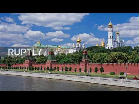 Live: Putin attends government meeting in Moscow