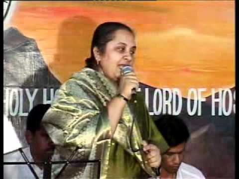 Tamil Christian Song - Thai maranthalum  by Hema John- Zion Music Festival '09