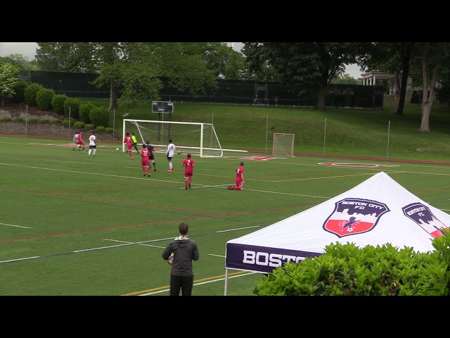 New York Athletic Club 1 x 0 Boston City FC