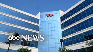 New York attorney general seeks to dissolve NRA | WNT