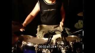 Ectopia w studiu - Dzień 1 (Perkusja)