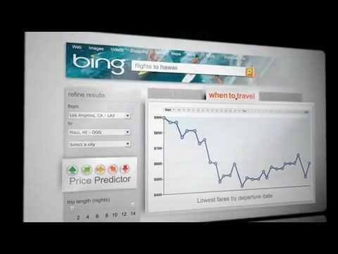 Www Bing Com Travel Price Predictor