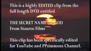 REVEALED!  The Secret Name of Satan - Hebrew Ideograms