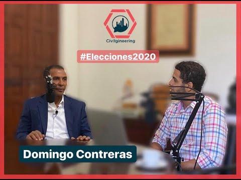 Elecciones 2020: Domingo Contreras