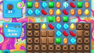 Candy crush soda saga level 85 - niveau 85