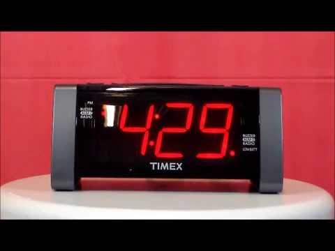 Timex T235b Extra Large Display Clock