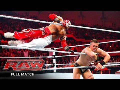 FULL MATCH: Rey Mysterio vs. The Miz - WWE Title Match: Raw, July 25, 2011