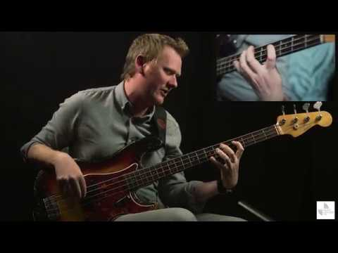 "Bass Alternative Scales - ""The Whole Tone Scale"""