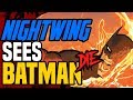 "Dark Knights Metal: Nightwing ""The Weapon"" Sees Batman Die!!!"