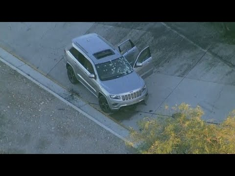 VIDEO: DPS: police situation ends west of Tonopah