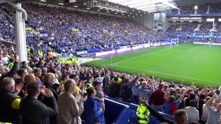 Everton 2 - 3 Crystal Palace 2014 | PalaceFanTV