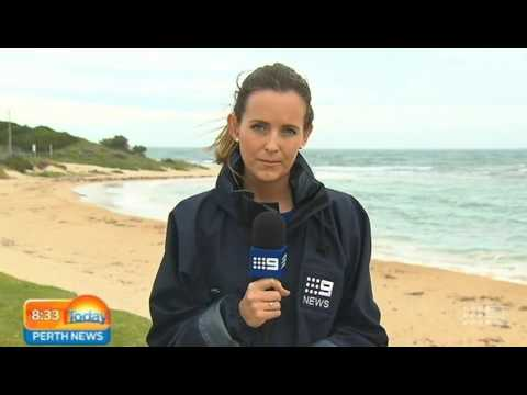 Weather Warning Today Perth News Youtube