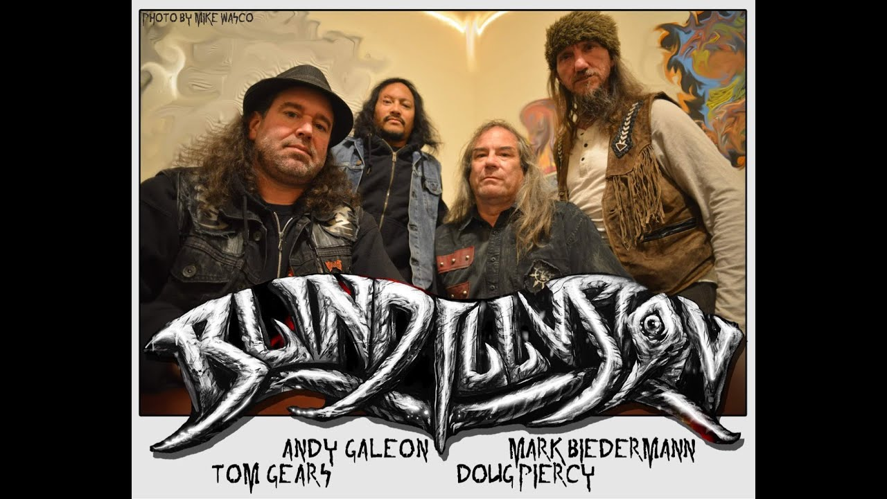 Interview with Doug Piercy from BLIND ILLUSION
