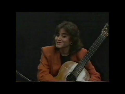 La guitarra y sus intérpretes - Programa Nº 5 - Berta Rojas