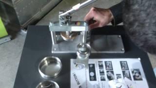 Пресс для изготовления значков (часть 1)(, 2012-09-19T20:12:09.000Z)