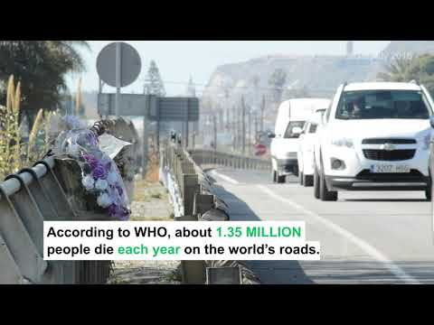 WHO: Traffic injuries are leading killer of children and young people