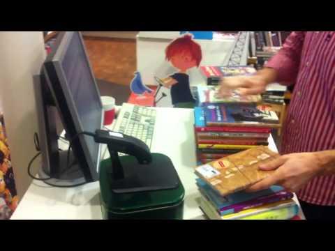 Inventaris Boekhandel Salvator