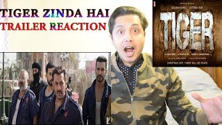 Tiger Zinda Hai Trailer Reaction & Prediction | Salman Khan | Katrina Kaif