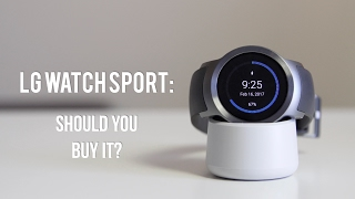 LG WATCH SPORT: Save Your Money