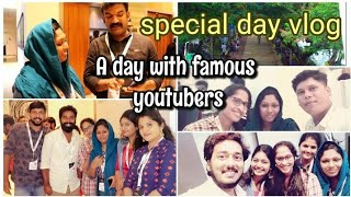 A special day in my life  youtube malayalam day  simple breakfast recipe  kochi  YouTubers meet up