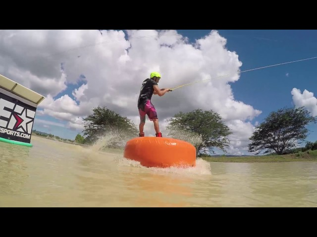 Martinique Wake Park / Wakeboard / Presentation
