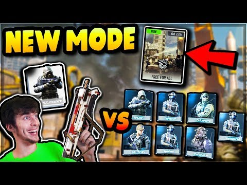 Call of Duty Mobile NEW GAME MODE (Limited-Time FREE-FOR-ALL Event in COD Mobile)