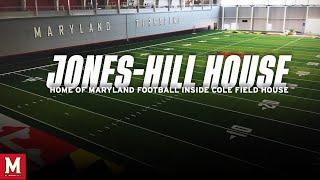 Jones-Hill House   Home Of Maryland Football Inside Cole Field House