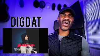 DigDat - Daily Duppy | GRM Daily [Reaction] | LeeToTheVI